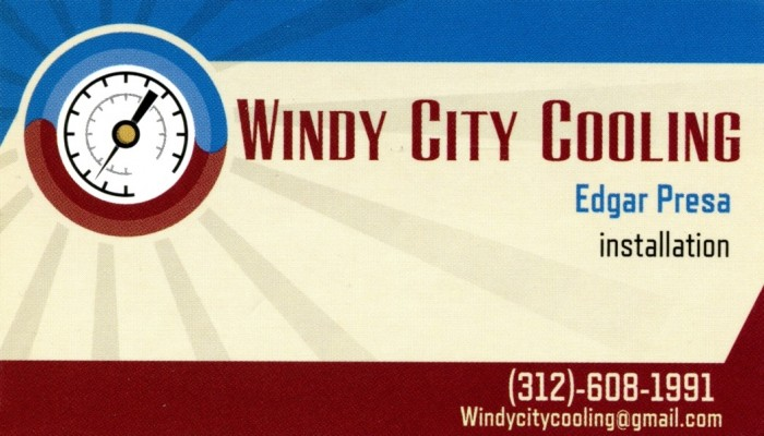 Windy City Cooling - Edgar Presa