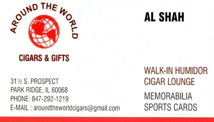 Around The World Cigars & Gift