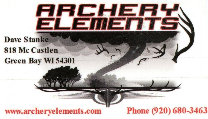 Bci business card information terminalgr archery elements dave stanke 818 mc castle green bay wi reheart Gallery