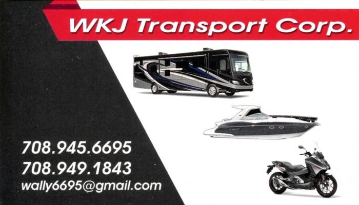 WKJ Transport Corp.