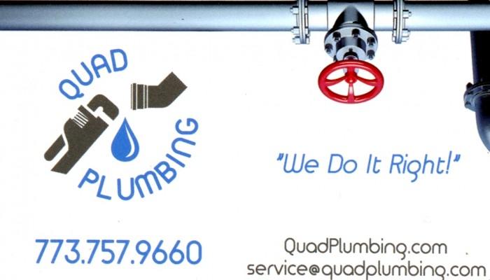 Quad Plumbing