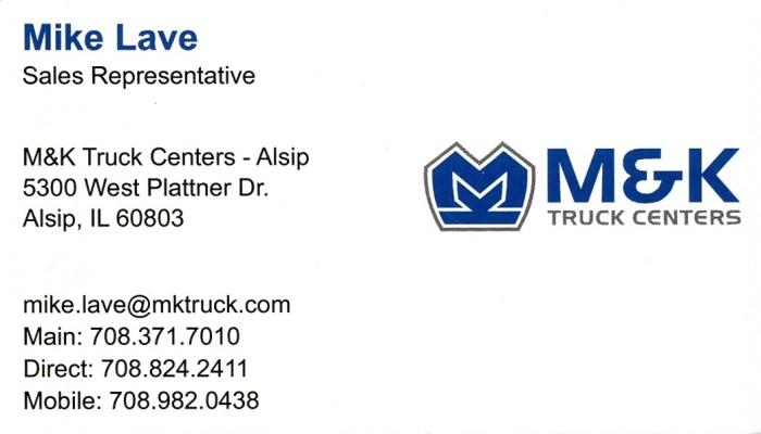 M&K Truck Centers - Alsip