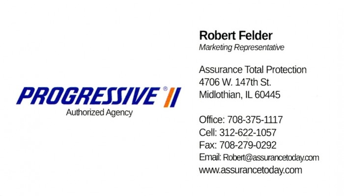 Assurance Total Protection - Robert Felder