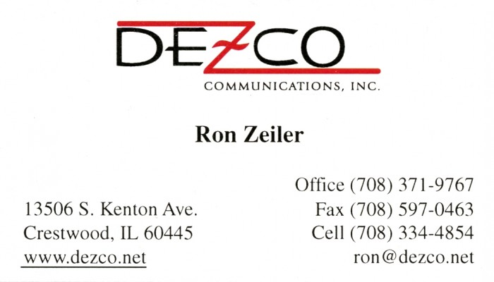 DEZCO Comunications Inc