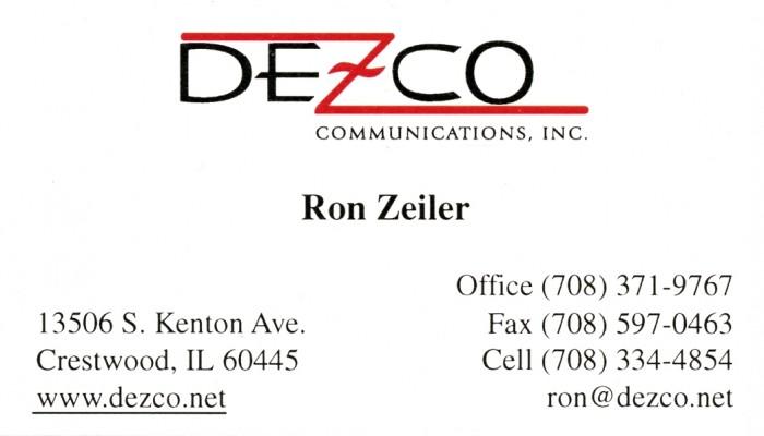 DEZCO Comunications Inc