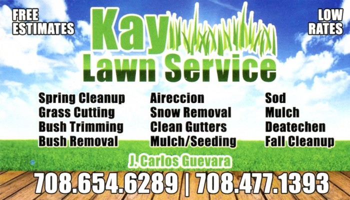 Kay Lawn Servise