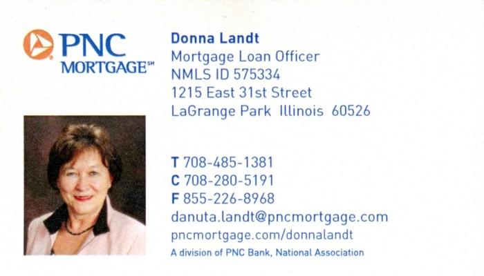 PNC Mortgage - Donna Landt
