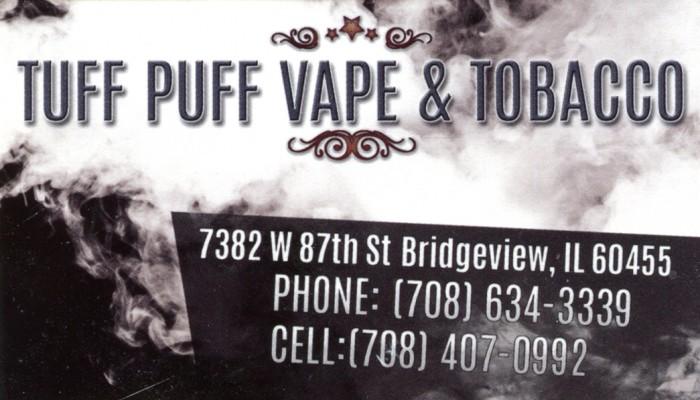 Tuff Puff Vape & Tabacco