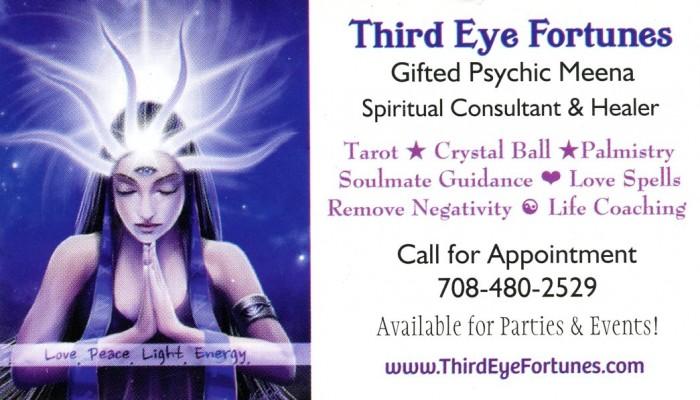 Third Eye Fortunes - TerminalGR