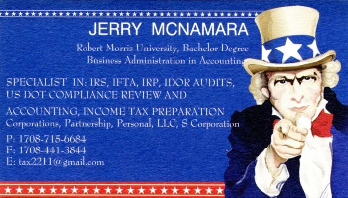 Jerry Mcnamara