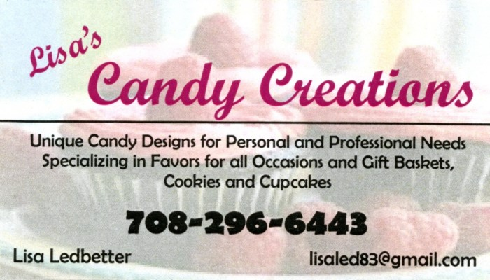 Lisa's Candy Creations
