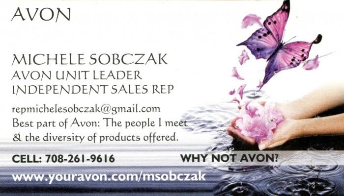 AVON - Michele Sobczak