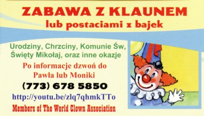 Bci business card information terminalgr zabawa z klaunem colourmoves