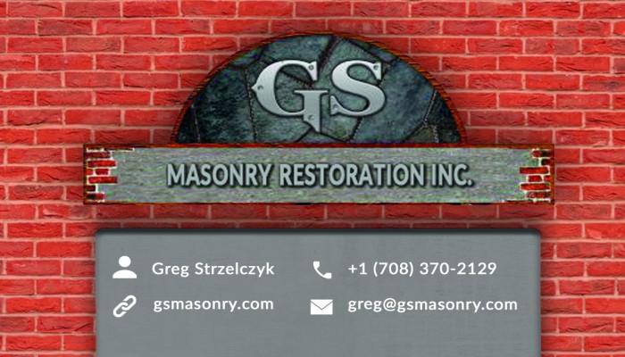 Masonry Restoration Inc.