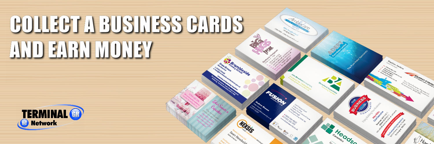 Business Card Collector